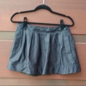 Express Design Studio Skirts - Black Mini Pleated Skirt with pockets
